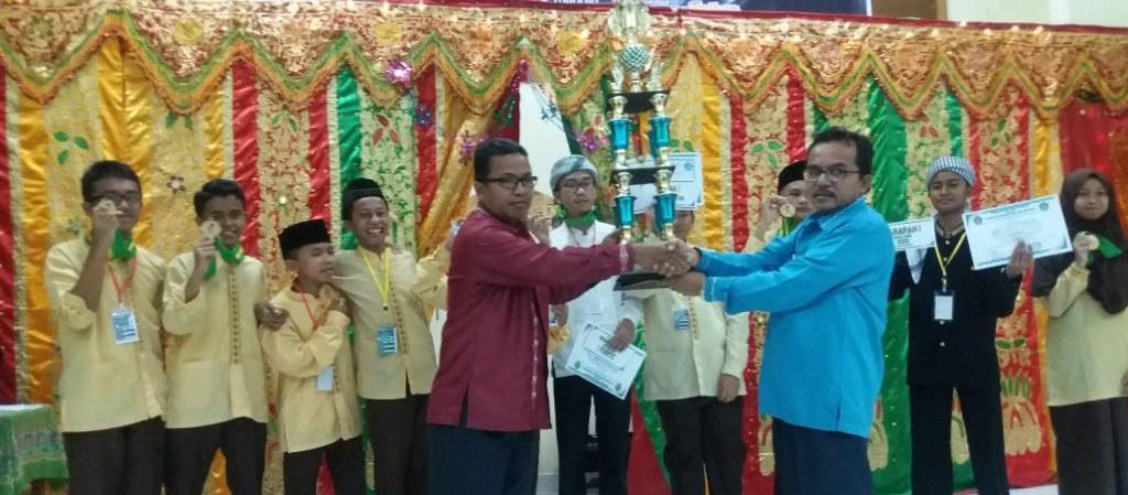 MAN 1 Bukittinggi Competition Fair 2018